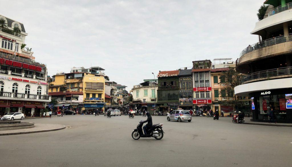 Hanoi – was für ein Start!