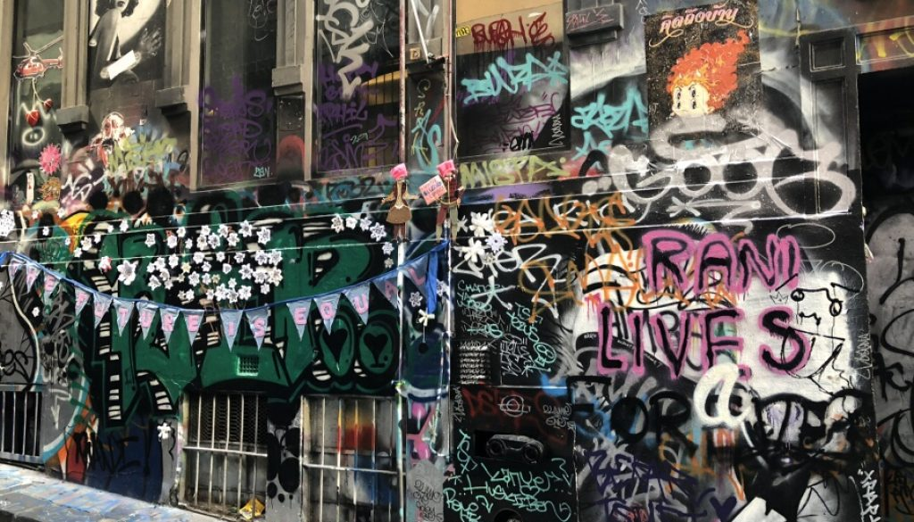 Melbourne – good to be back