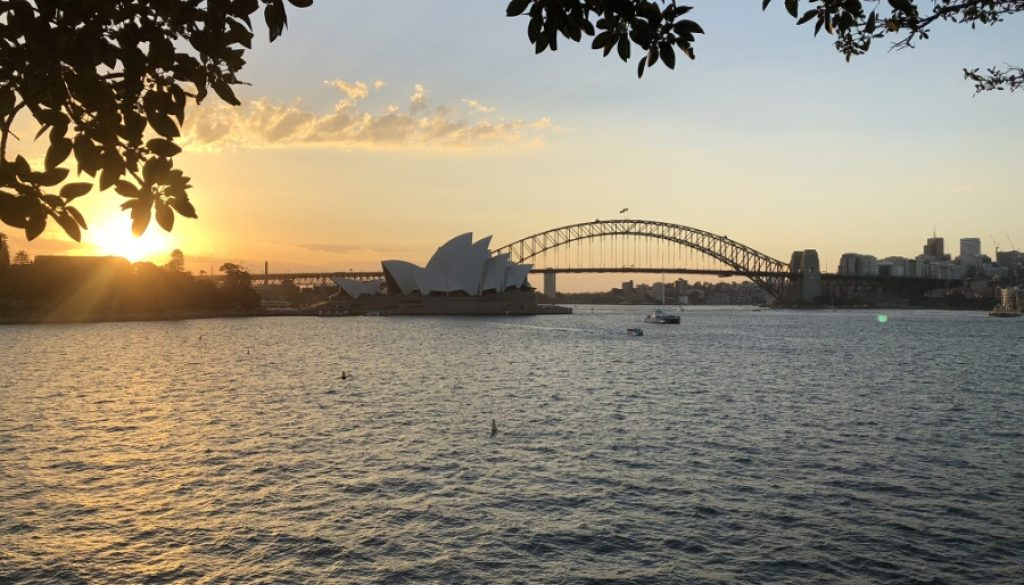 Sydney – just Sydney